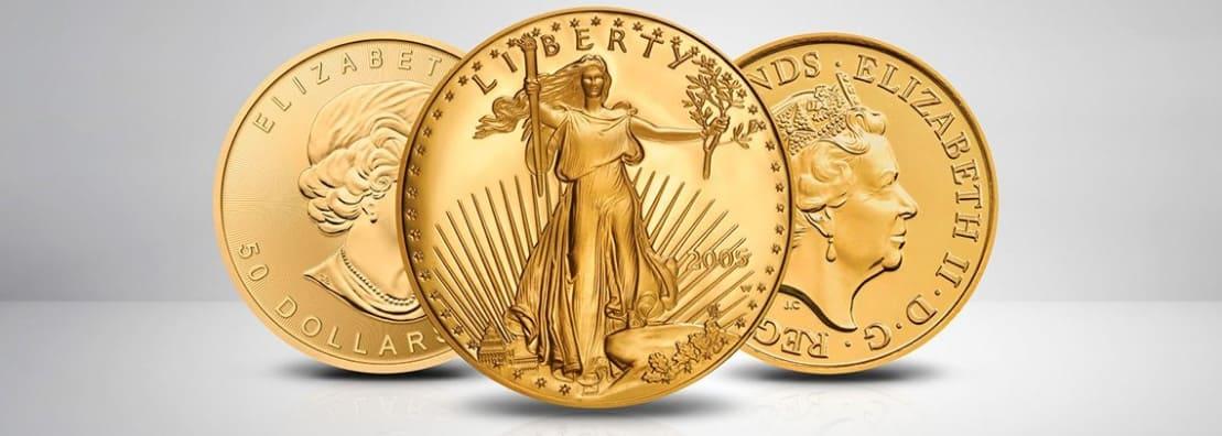 Gold IRA Coins