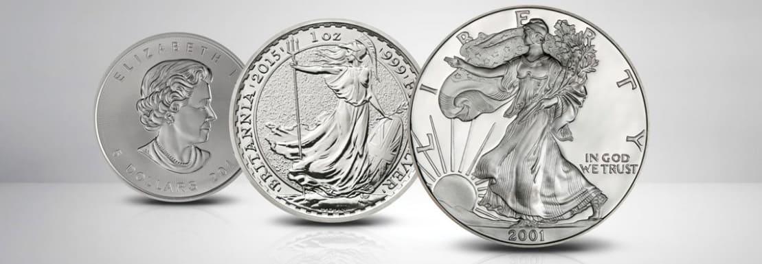 Silver IRA Coins