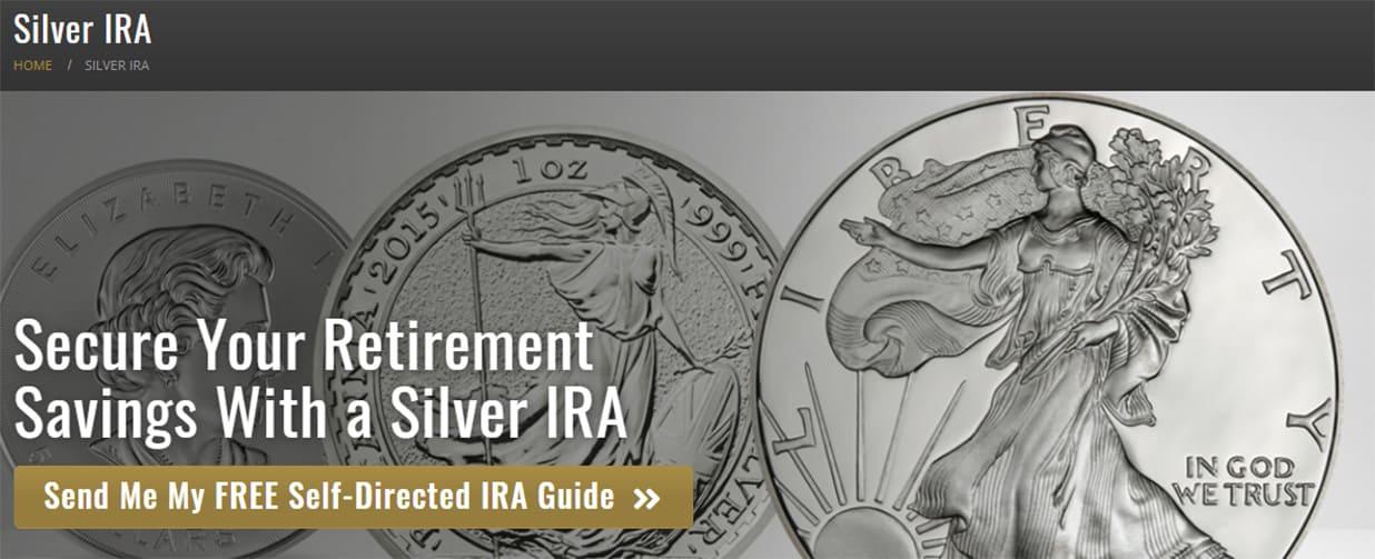 Silver IRAs