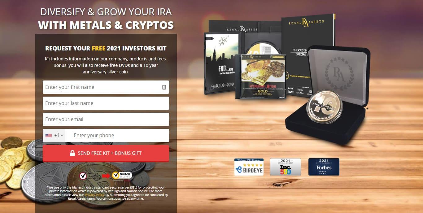 Free Precious Metals Investment Kit
