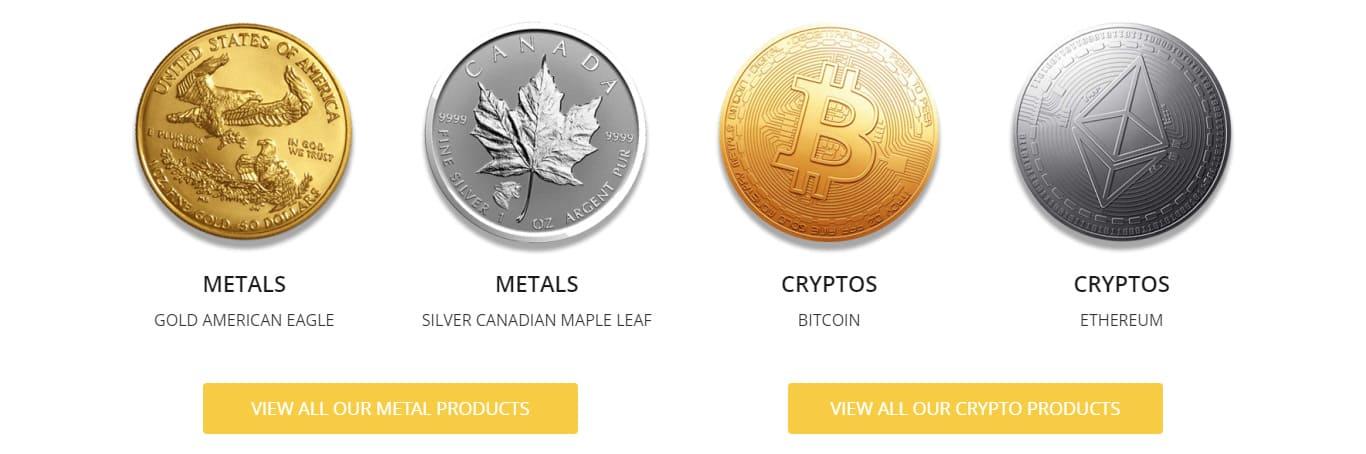 Gold and Precious Metals IRAs
